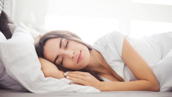 nên hạn chế mặc áo ngực khi đi ngủ